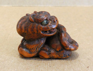 Netsuke of a Tiger (sold)